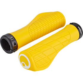 Ergon GA3 Grips yellow mellow